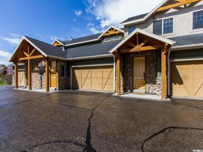 Weber County Townhouse For Sale: 5184 Fairview Loop #C402