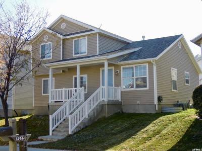 Eagle Mountain Single Family Home For Sale: 3972 E Dodge St. N