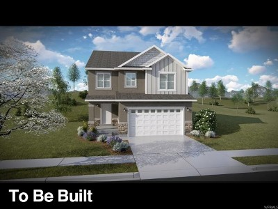 Lehi Single Family Home For Sale: 3921 W 1800 N #933