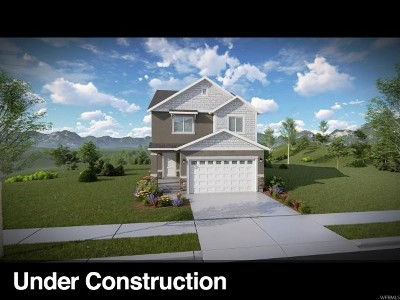 Lehi Single Family Home For Sale: 4090 W 1730 N #1106