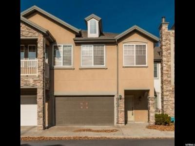 Pleasant Grove Condo For Sale: 1372 W 50 N