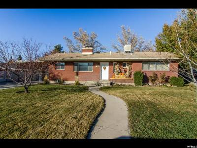 Orem Single Family Home For Sale: 425 E 400 S