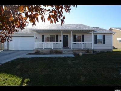 Eagle Mountain Single Family Home For Sale: 2052 E Easter Dr