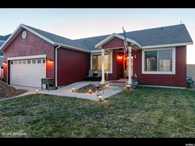 Lindon Single Family Home For Sale: 463 N 1790 W
