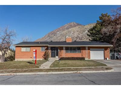 Springville Single Family Home For Sale: 1185 E Hillcrest Dr
