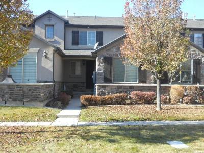 Davis County Townhouse For Sale: 121 N 360 W