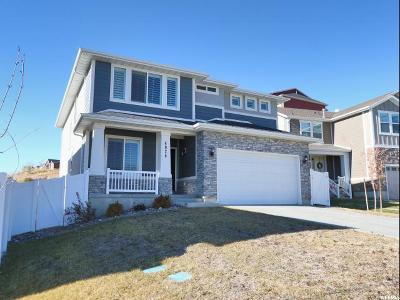 Lehi Single Family Home For Sale: 4025 N 900 W