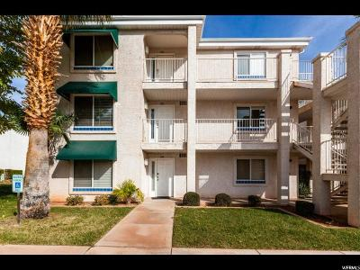 St. George Condo For Sale: 1845 W Canyon View Dr #505