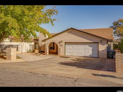 Bloomington UT Single Family Home For Sale: $320,900