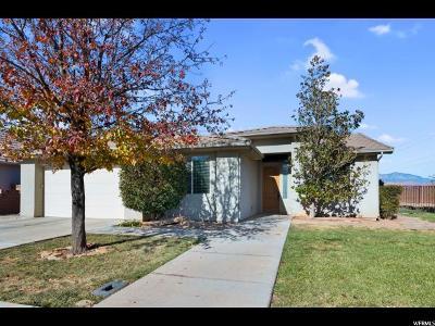 Washington UT Single Family Home For Sale: $285,000