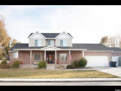 Payson UT Single Family Home For Sale: $469,900
