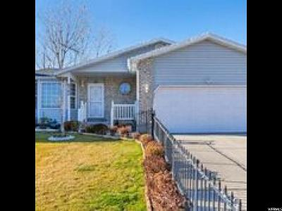 West Jordan Single Family Home For Sale: 6740 S Clernates Dr. Dr.