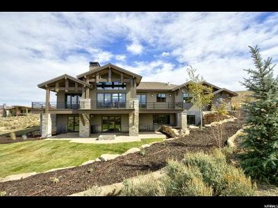 Park City Single Family Home For Sale: 6357 Dakota Trl