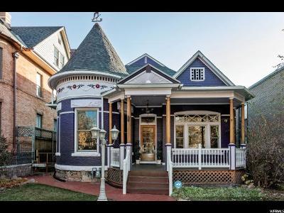 Salt Lake City Single Family Home For Sale: 922 E 200 S