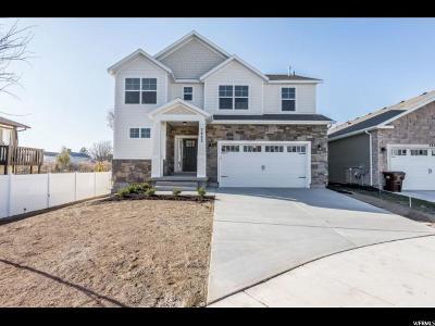 West Jordan Single Family Home For Sale: 7882 S Grantown Ct W #23