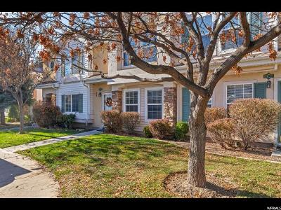 Draper Townhouse For Sale: 11986 S Fort Draper Ave E