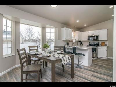 West Jordan UT Single Family Home For Sale: $409,900