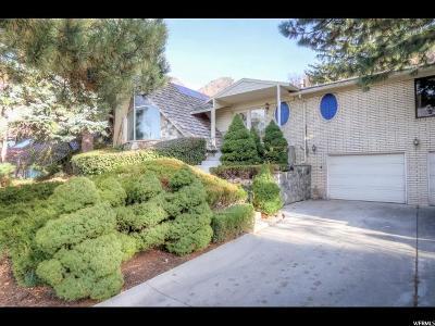 Salt Lake City Single Family Home For Sale: 4479 S Gilead Way