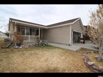 Grantsville UT Single Family Home For Sale: $235,000