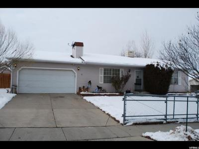 West Valley City Single Family Home For Sale: 3962 S Kings Estate Dr. W