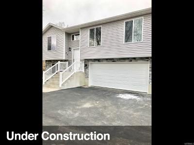 Davis County Single Family Home For Sale: 34 E 525 N