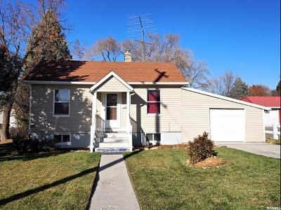 Single Family Home For Sale: 155 W 100 N