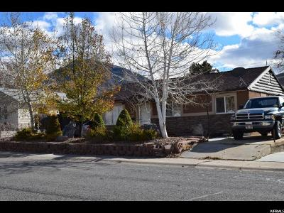 Tooele County Single Family Home For Sale: 328 E Highland Dr