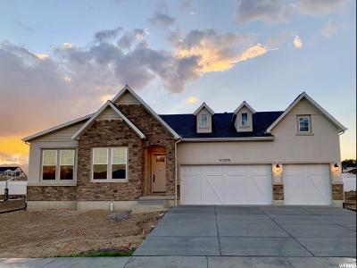 South Jordan Single Family Home For Sale: 10908 S Lees Dream Dr. W #206