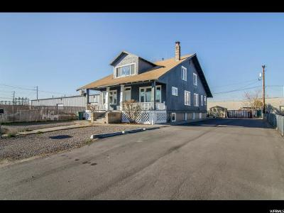 Salt Lake City Multi Family Home For Sale: 1620 S 700 W