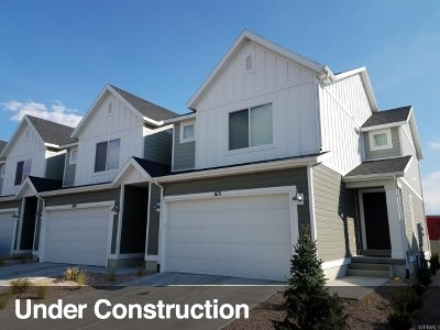 Orem Townhouse Under Contract: 1467 S 520 W #3091