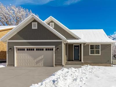 Holladay Single Family Home For Sale: 4509 S Encanto Ln E #2
