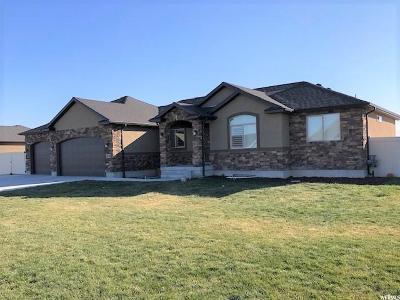 Grantsville UT Single Family Home For Sale: $485,999