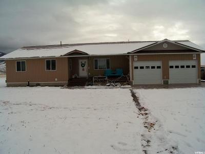 Single Family Home For Sale: 425 Stringtown Ln