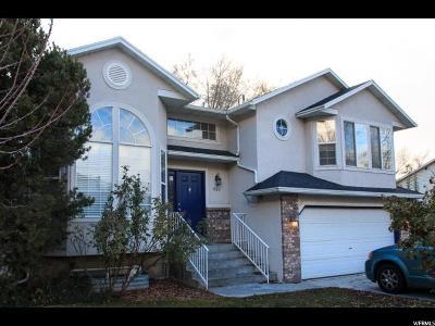 Pleasant Grove Single Family Home For Sale: 956 E 430 N