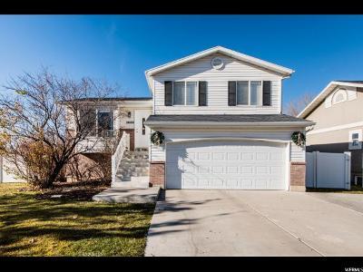 North Logan Single Family Home For Sale: 2609 Aspen Park Ln