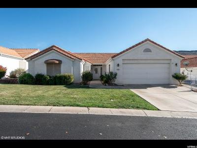 St. George Townhouse For Sale: 39 N Valley View Drive #99