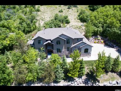 Salt Lake City Single Family Home For Sale: 417 S Maryfield Dr