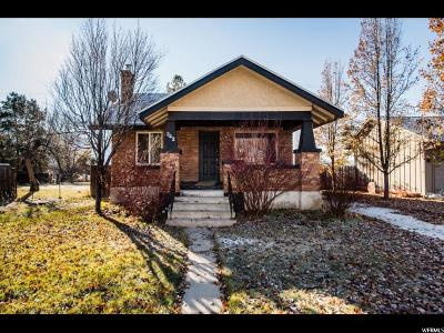 River Heights Single Family Home For Sale: 342 E 700 S