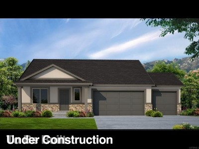Payson Single Family Home Under Contract: 254 W 1800 S #49