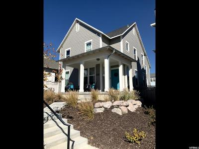 South Jordan Single Family Home For Sale: 10763 S Beach Comber Way #189