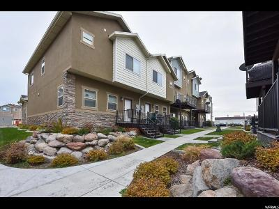 West Valley City Townhouse For Sale: 3880 S 1630 W #114