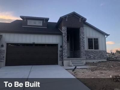 Elk Ridge Single Family Home For Sale: 156 W Hillside Dr N