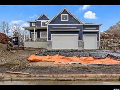 Pleasant Grove Single Family Home For Sale: 1125 E 200 N