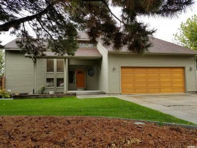 West Jordan Single Family Home For Sale: 3155 W Nicole Cir S