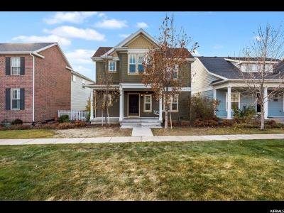 South Jordan Single Family Home For Sale: 10974 Sunup Way