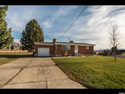 Logan Single Family Home For Sale: 2110 S Hwy 89-91