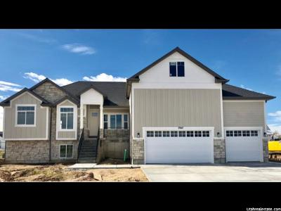 Weber County Single Family Home For Sale: 3947 W 2400 N