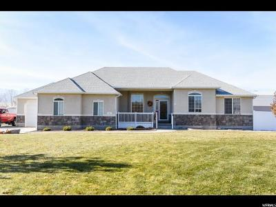 Grantsville Single Family Home For Sale: 331 N Wrathall Cir W