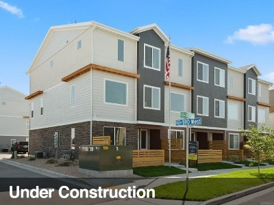 Orem Townhouse Under Contract: 1483 S 540 W #3128