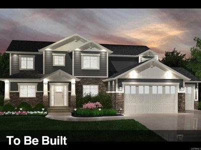 Bluffdale Single Family Home Under Contract: 15455 S Revolutionary Way W